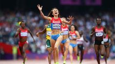 Day 15: The final night of Athletics action - London 2012 Olympics