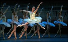 Sleeping Beauty Ballet - Tchaikovsky's first famous ballet. Choreography by Marius Pepita. He also choreographed The Nutcracker and Swan Lake. Dance Art, Ballet Dance, Ballet Skirt, Isabella Boylston, Sleeping Beauty Ballet, Famous Ballets, True Gift, Swan Lake, Ny Times