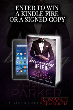 Win a Kindle Fire or a Signed Copy from Author Aubrey Parker