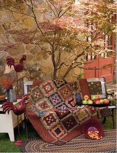 Simple Comforts | Simple Comforts by: Kim Diehl | Martingale | That Patchwork Place | Flickr