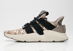 huge discount dc1ab 42bb2 The adidas Prophere Takes On The Desert Camo Look