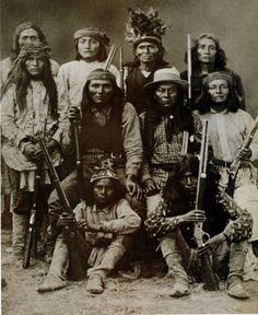 lipan apache | Apache Tracker: Traditional Apache scouts
