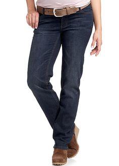 Esprit - Dark Wash Boyfriend Jeans maternity