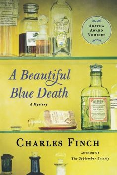 A Beautiful Blue Death (Charles Lenox Mysteries) by Charles Finch. $10.19. Series - Charles Lenox Mysteries (Book 1). Publisher: St. Martin's Minotaur; First Edition edition (July 22, 2008). Author: Charles Finch