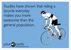 Be more awesome! #Bike #Bicycle #Awesome