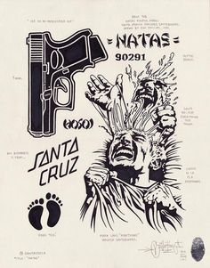 Mike Giant – Modern Hieroglyphics - Natas