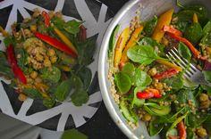 Everyday Chickpea Salad