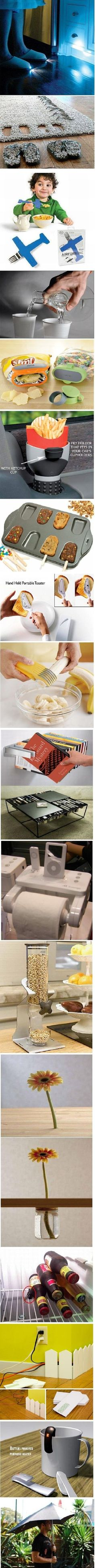 Supercool inventions!