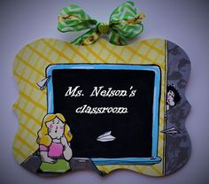 Miss Nelson is Missing Teacher Sign by DreamItDesignArt on Etsy