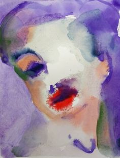 Italien Girl 2 Watercolor, Drawings, Watercolor Tattoo, Painting, Art, Ink, Saatchi, Saatchi Art