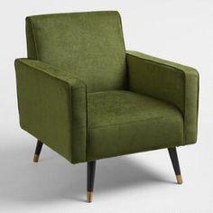Green Reide Armchair