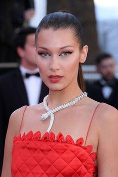Bella Hadid | Cannes Film Festival 2017: Best Jewellery Moments | British Vogue