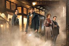 Fantastic Beasts And Where To Find Them 2016 / London Set