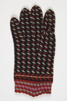 An old Estonian glove, nice cuff