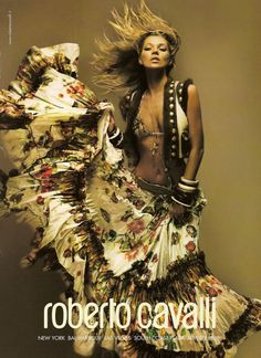 Chic Gypsy By Roberto Cavalli (I Hope The Fur Is Fake)