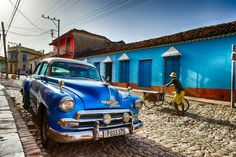 The Unesco world heritage listed town Trinidad in Cuba www.andyyee.com