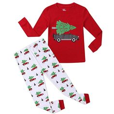 Hsctek Christmas Pajamas Set 2c9805c48