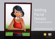 Adding Facial Details: Thinkingofyouabella giveaway