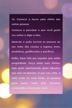✔️30 coisas que você deve começar a fazer para si mesmo.  Escrito por Marc e Angel, traduzido pelo site LifeBuzz.com e com Layout desenvolvido por Camila C. Castilho.