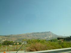 Macchina, Cefalu→Trapani, Sicilia