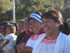 After her site visit to Mexico, Program Manager of Grassroots Alliances was extremely impressed by the indigenous women of Ñepi Behña. Since forming the cooperative, the women members have thrived in business, started savings groups and a fair trade initiative. In fact, research shows that a women multiplies the impact of an investment made in her future by extending benefits to the world around her, creating a better life for her family and building a stronger community.