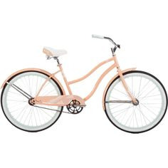 "Huffy Women's Good Vibrations 26"" Cruiser Bike, Coral Radiance"