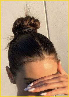 Hair Inspo, Hair Inspiration, Aesthetic Hair, Dream Hair, Hair Day, Trendy Hairstyles, Fashion Hairstyles, Hair Goals, Curly Hair Styles