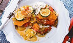 Se procura receitas fáceis e adora legumes, veja esta receita de Ratatouille que sugerimos.