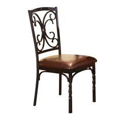 Burril Side Chair | Nebraska Furniture Mart