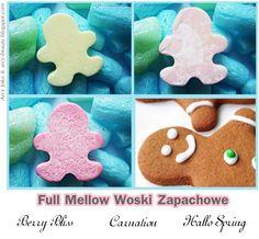 Full Mellow Wax Natural   PL. Full Mellow Woski Zapachowe  #fullmellow #wax #woski