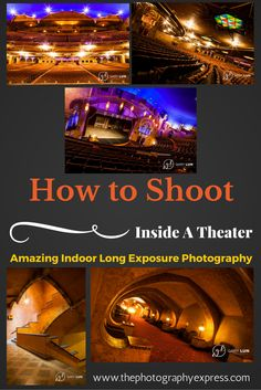 Want to learn how to shoot indoor long exposure photography under lowlight condition? Come to check it out.