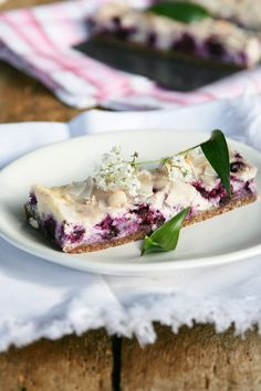 Blueberry cake Blueberry Cake, Sweet Recipes, Feta, Camembert Cheese, Panna Cotta, Dairy, Ethnic Recipes, Fitness, Blueberry Grunt