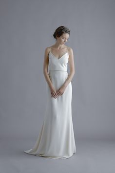 Maia Gown Exclusively Available in The Netherlands at @wildatheartbridal www.wildatheartbridal.com