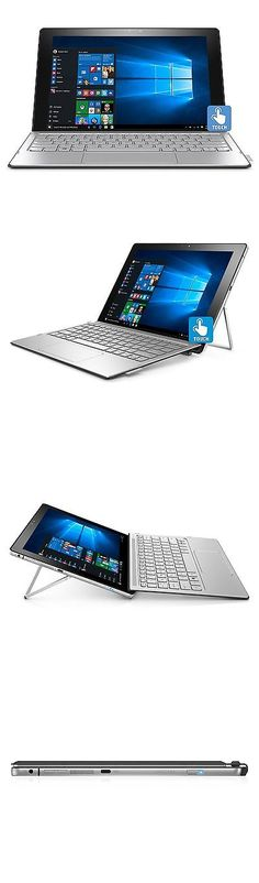 computers: New Hp Spectre X2 12-A010nr Detachable Touch Laptop M7-6Y75 1.2Ghz 8Gb 128Gb W10 -> BUY IT NOW ONLY: $649.99 on eBay!