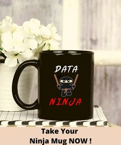 Find out about marketing big data with We Are Crank Funny Coffee Cups, Funny Mugs, Funny Gifts, Coffee Mugs, Unique Christmas Gifts, Christmas Mugs, Unique Gifts, Big Data, Data Data