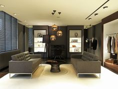 Stilvolle Atmosphäre in unseren neuen Räumlichkeiten wird Sie genauso begeistern wie die erstklassige Maßkonfektion, gepaart mit der Erfahrung unserer Profis im Bereich Herrenmaßschneiderei! www.hirmer-muenchen.de