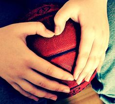 Love for the game named basketball <3
