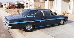 Pro-street 1964 Ford Fairlane