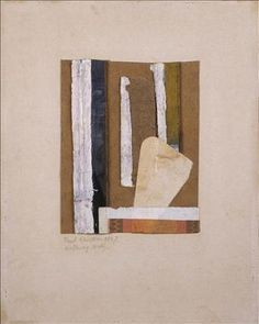 Kurt Schwitters  Nothing Really