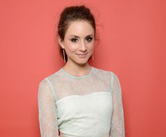 Pretty Little Liars' Troian Bellisario Reveals Eating Disorder