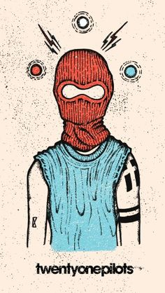 Tyler wetta and his awesome twenty one pilots work