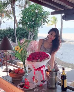 "5,116 Sukaan, 22 Komen - Brandy Lim 林詩枝 (@brandy333nat) pada Instagram: ""Thanks for everything and the arrangements- for my parents ❤️ . #notforme #valentinesday2019"""