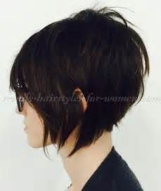 short bob hairstyles - A line bob haircut | trendy-hairstyles-for ...