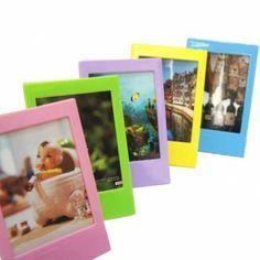 Instant Photo Frame for FujiFilm Instax Mini Film 5 Colors for 1 Set