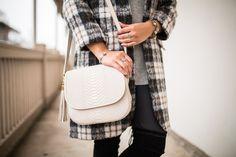 GiGi New York | Haute Off The Rack Fashion Blog | Bone Kelly Saddle Bag