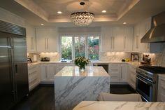 cool U Shaped Kitchens Layout Design Ideas