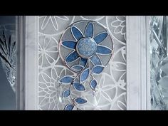 Floral Lattice - Greeting Card - YouTube