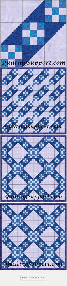 Road to California Template Patterns