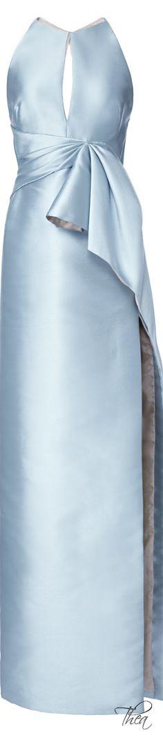J. Mendel ● Resort 2014, Column Gown