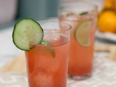 The Lambs Cup Recipe : Geoffrey Zakarian :The Kitchen-Gin& Elderflower need I say more:)